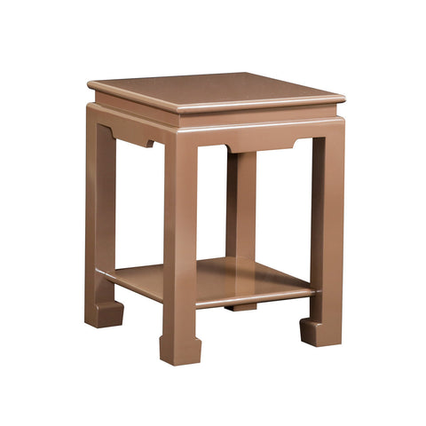 Ming Side Table