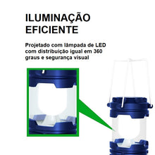 Carregar imagem no visualizador da galeria, POWER FULL LED | Lanterna Camping