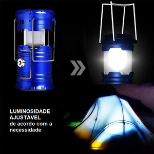 POWER FULL LED | Lanterna Camping
