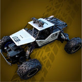 MONSTER TURBO CAR | DUPLO MOTOR. 4x4 | Controle Remoto