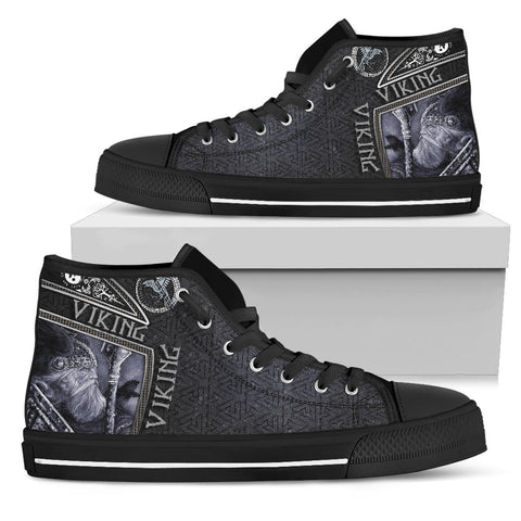 1st Iceland Viking God Metal High Top Shoe TH12 - 1st Iceland
