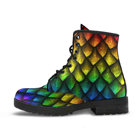 1stIceland Premium Dragon Leather Boots For Men And Women | 1stIceland.com