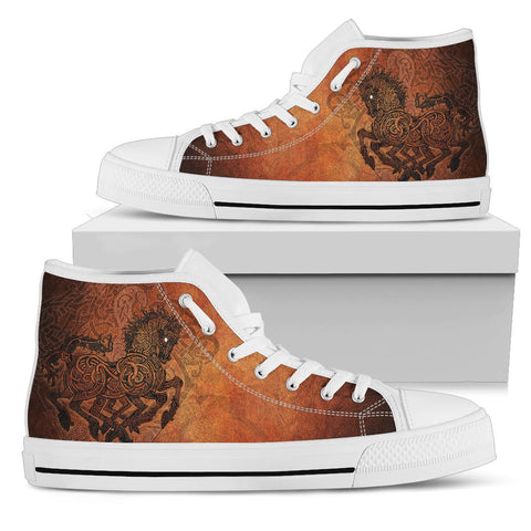 Image of 1stIceland Viking Sleipnir High Top Shoes TH4 - 1st Iceland