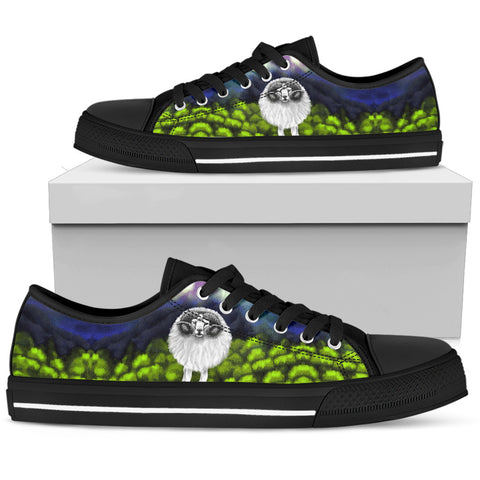 Image of 1stIceland Low Top Shoes, Icelandic Sheep Aurora K4 - 1st Iceland