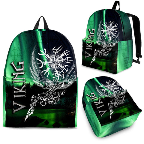 1stIceland Viking Backpack Northern Lights TH12