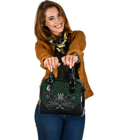 1stIceland Shoulder Handbag, Celtics Dragon Tattoo Th00 - 1st Iceland
