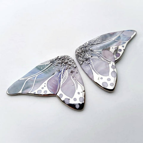 2Pcs/Set Dreamy Butterfly Wings Ring TH7 - 1st Iceland