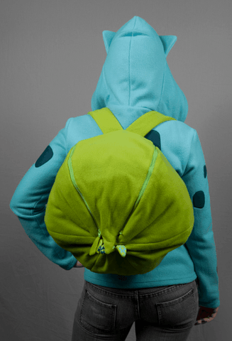 Image of Bulbasaur Hoodie TH10 - 1st Iceland