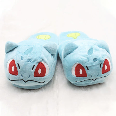 Image of Bulbasaur House Slippers TH19