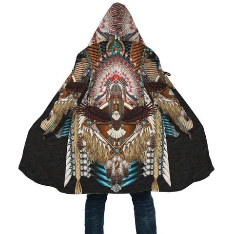 Image of Native American Cloak Mandala 1st K7 - 1st Iceland