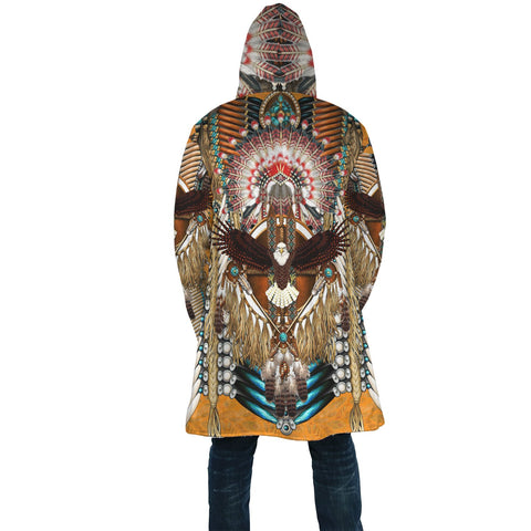 Native American Cloak Mandala 3th K7 - 1st Iceland