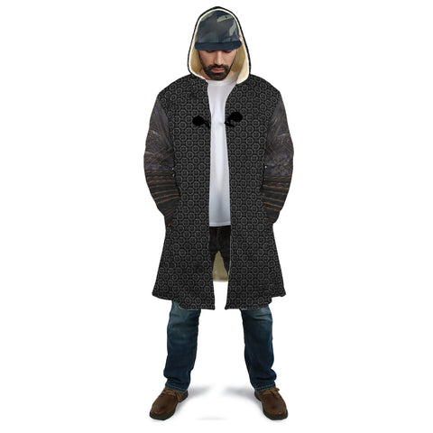 Image of 1stIceland Viking Cloak, New Valknut 3D Armour Men TH00 - 1st Iceland