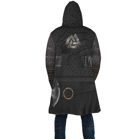 1stIceland Viking Cloak, New Valknut 3D Armour Men TH00 - 1st Iceland