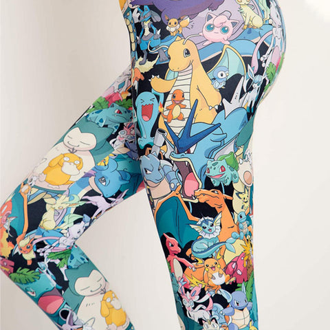 Pokémon Leggings TH19