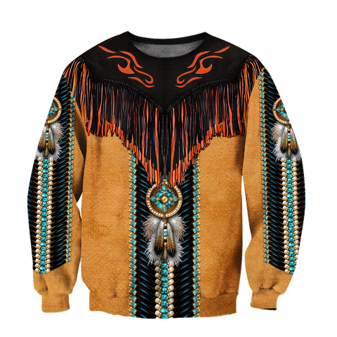 1stIceland Native American Sweatshirt Modern TH12 - 1st Iceland
