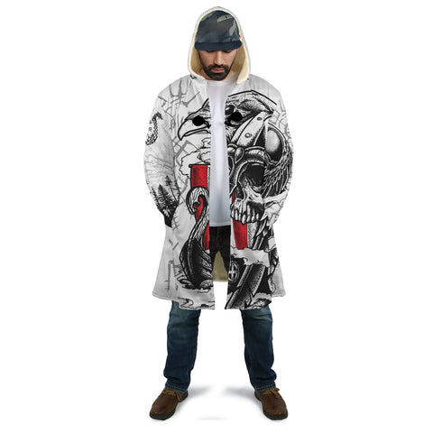 1stIceland Viking Poker Hooded Cloak Drakkar | 1stIceland.com