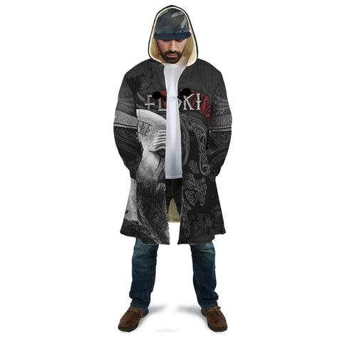 1stIceland Viking Floki Hooded Cloak | 1stIceland.com