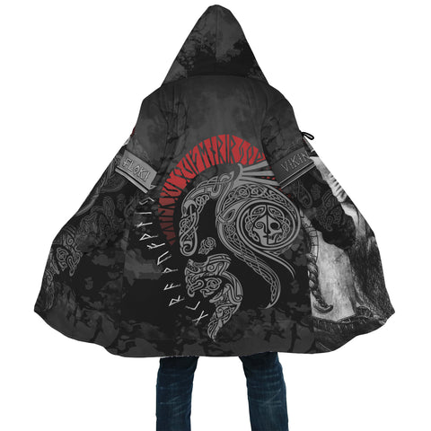 1stIceland Viking Floki Hooded Cloak TH12 - 1st Iceland