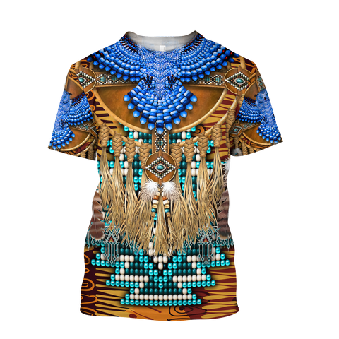 1st Iceland Eagle Native American T-Shirt