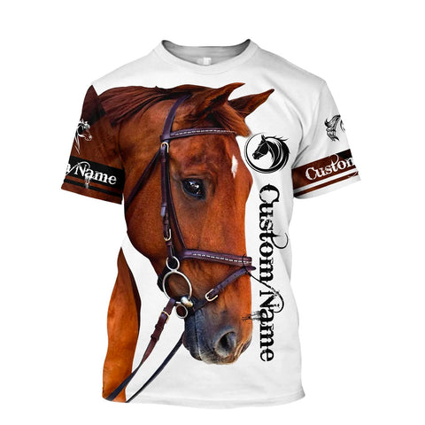 (Custom) 1stIceland Horse T-Shirt TH12 - 1st Iceland