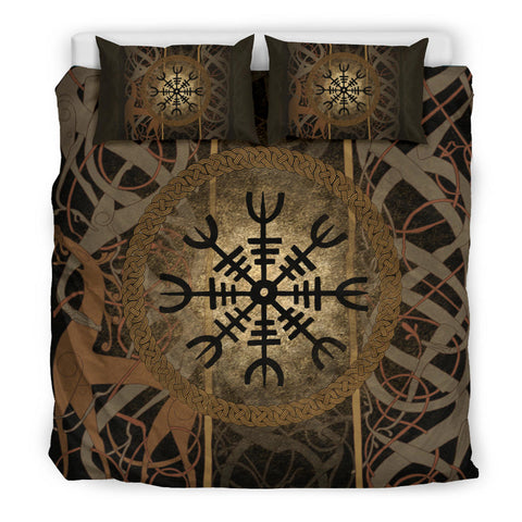 1stIceland Viking Bedding Set, Helm Of Awe K5 - 1st Iceland