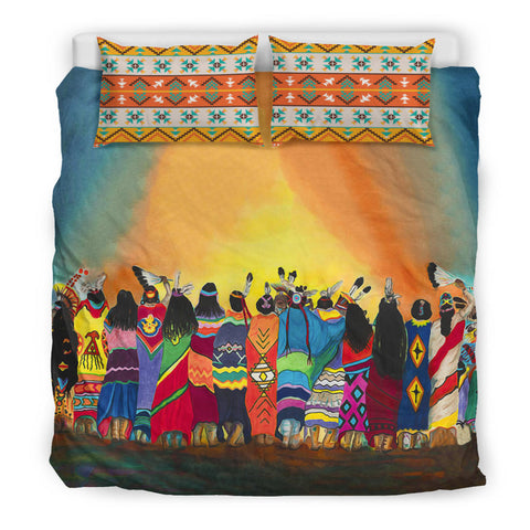 Image of Native American Bedding Set - 1st Iceland