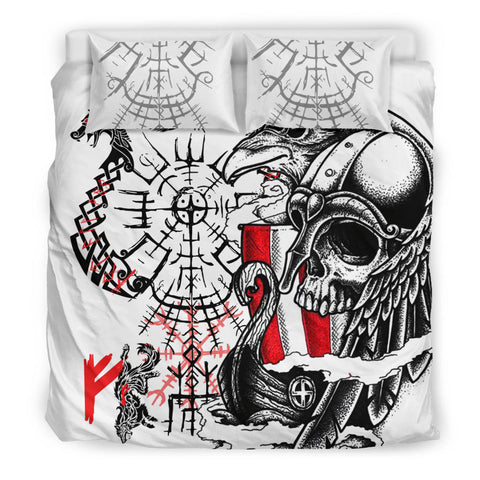 1stIceland Viking Bedding Set Drakkar | 1stIceland.com