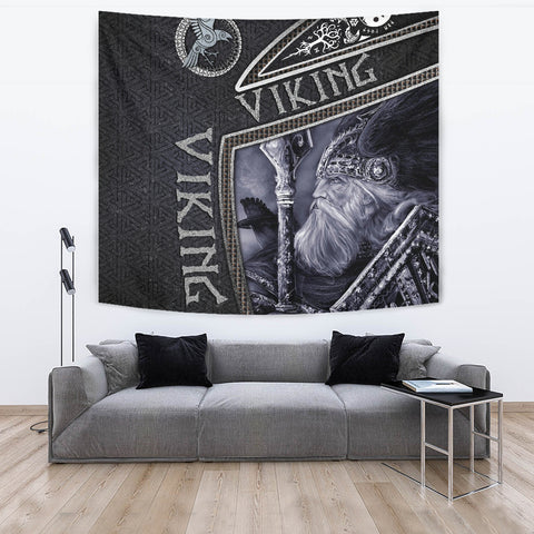 Image of 1st Iceland Viking God Metal Tapestry TH12 - 1st Iceland