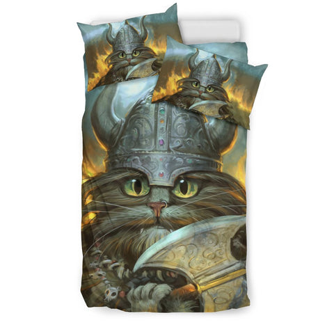 1stIceland Viking Bedding Set, Freya's Cat K5 - 1st Iceland