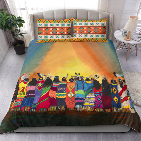 Native American Bedding Set - 1st Iceland