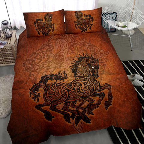 1stIceland Viking Sleipnir Bedding Set TH4 - 1st Iceland