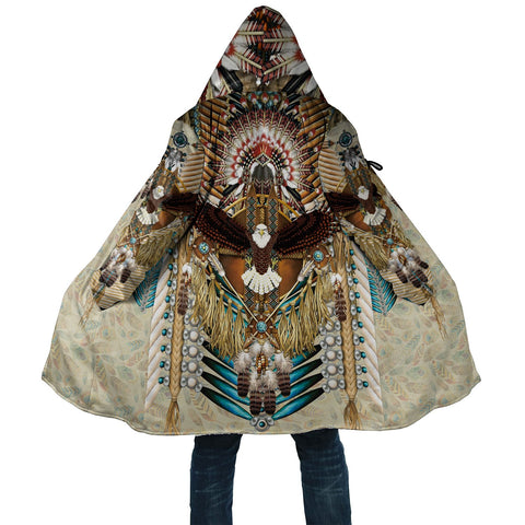 Image of Native American Cloak Mandala 2nd K8 - 1st Iceland