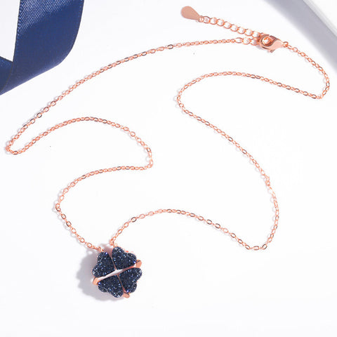 "2-in-1 'Eternal Love"" Heart Necklace TH10 - 1st Iceland"