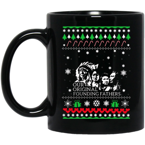 Our Original Founding Fathers Mug K9 - 1st Iceland