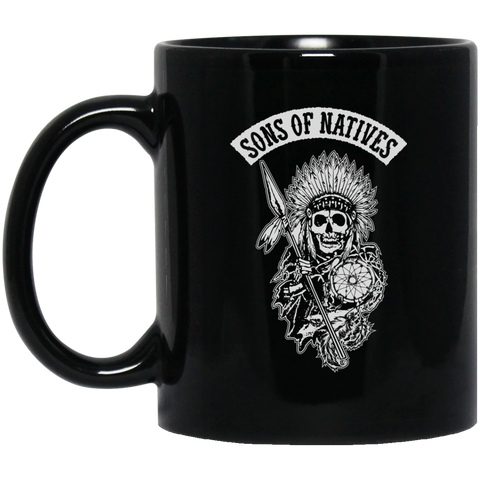 Native Inspired Sons Mug K9 - 1st Iceland