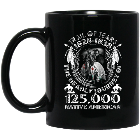 Remember Native American History Mug K9 - 1st Iceland