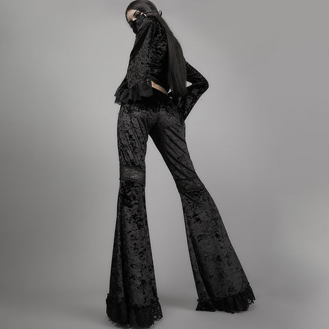 Image of Vampire Black Pants TH19