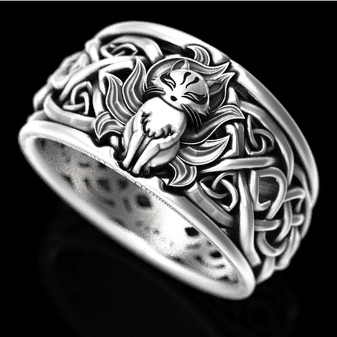Image of Gothic Ring TH19