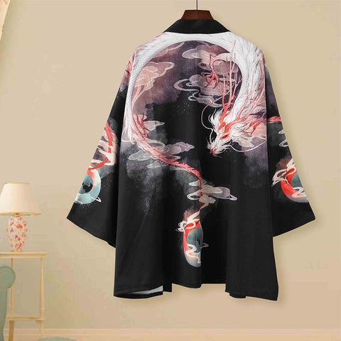 Traditional Japanese Kimonos Cardigan TH10