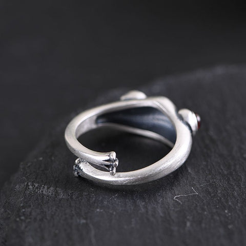 Adjustable Frog Ring TH19