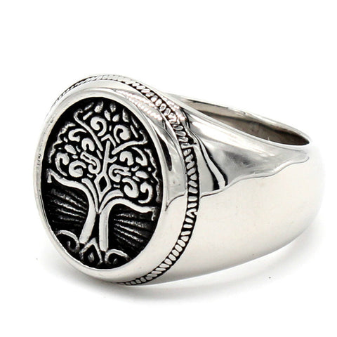 1stIceland Vikings Ring, Yggdrasil Th00 - 1st Iceland