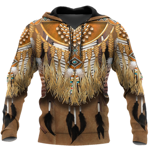 1st Iceland Premium Native American Culture Hoodie TH12 - 1st Iceland