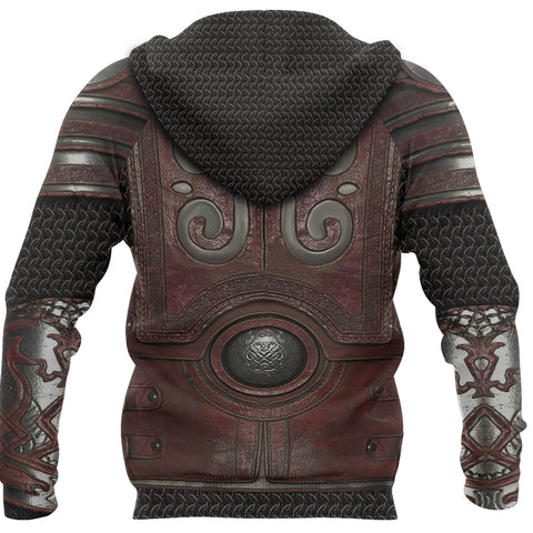 Image of 1stIceland Hoodie, 3D Lord of the Rings Armor Th00 - 1st Iceland