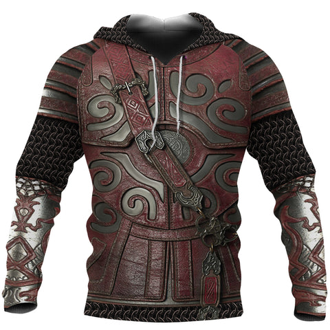 1stIceland Hoodie, 3D Lord of the Rings Armor Th00 - 1st Iceland