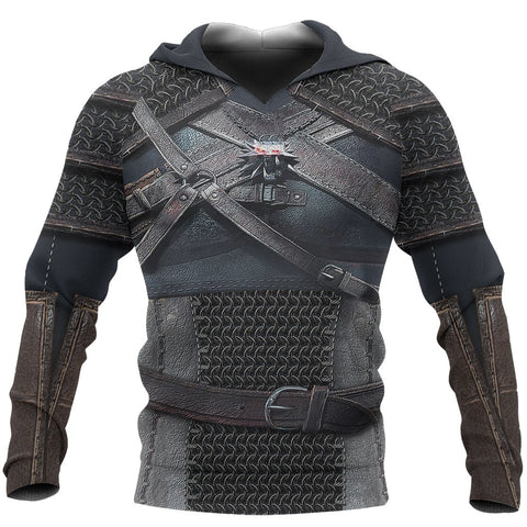 Witcher Hoodie, New Witcher Armor Hoodie Th00 - 1st Iceland