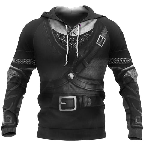 1stIceland Pullover Hoodie, 3D Dark Link Costume All Over Print K7 - 1st Iceland