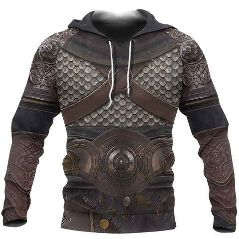Image of 1stIceland Pullover Hoodie, 3D Assassin Creed Odyssey Armour - 1st Iceland