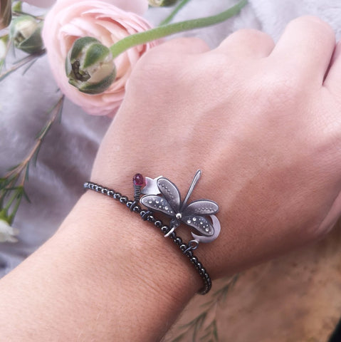 The Dragonfly Bracelet TH19