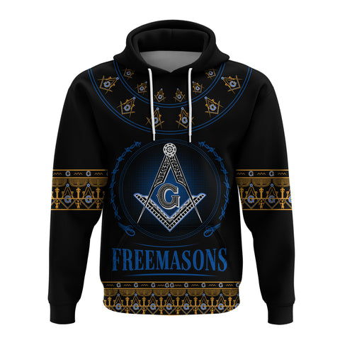 Image of 1stIceland Freemasonry Hoodie TH5 - 1st Iceland
