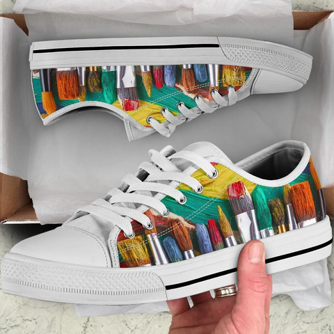 Art teacher low top shoes - 1st Iceland